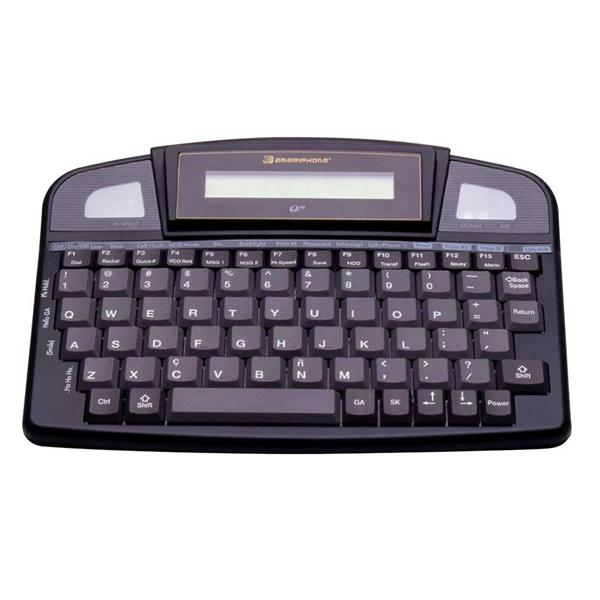Image of Q90D keyboard and display